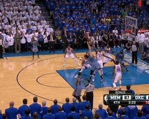 NBA Dunk of the Night : Russell Westbrook